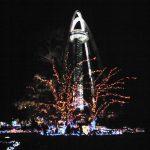 138タワーパークのイルミネーション(12月2日)