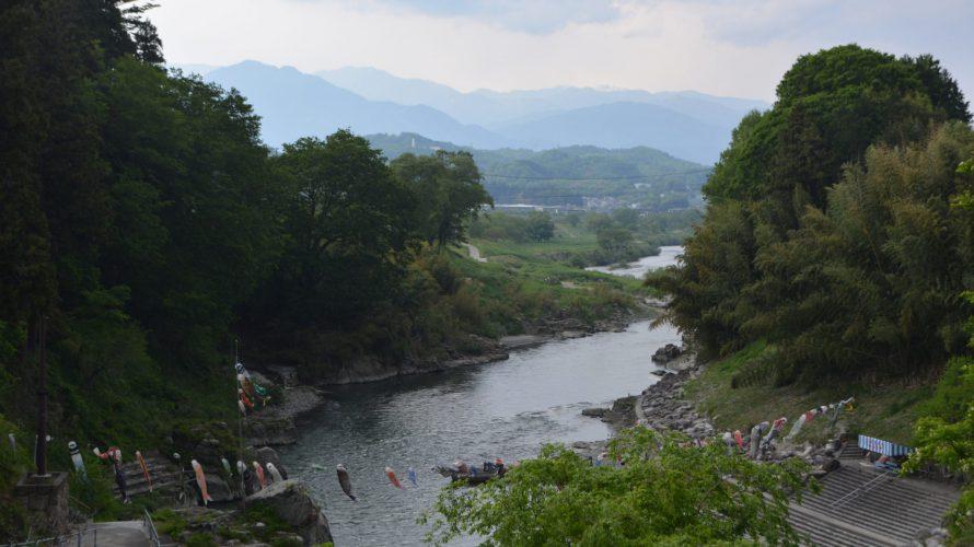 飯田線で天竜峡へ